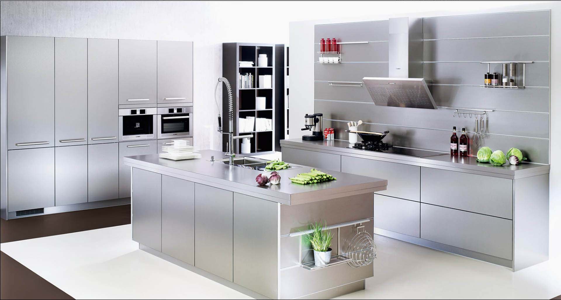 Ballerina german kitchens kuchen from luxury for living for German kitchen appliances manufacturers