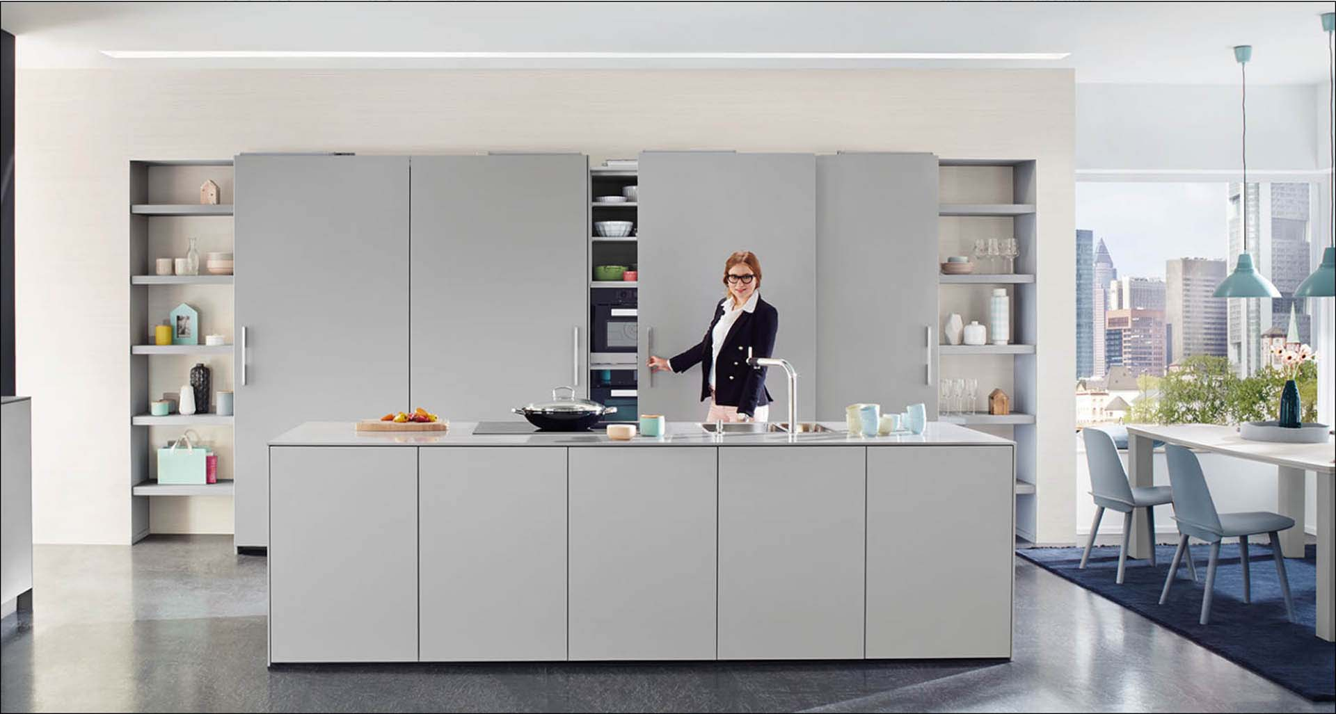 Ballerina German Kitchens - Kuchen | from Luxury for Living | {Dan küchen living 20}