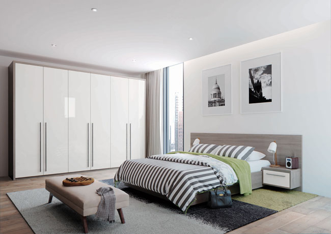 Fitted bedroom furniture. Fitted Wardrobes Cardiff   Bedrooms by Luxury for Living