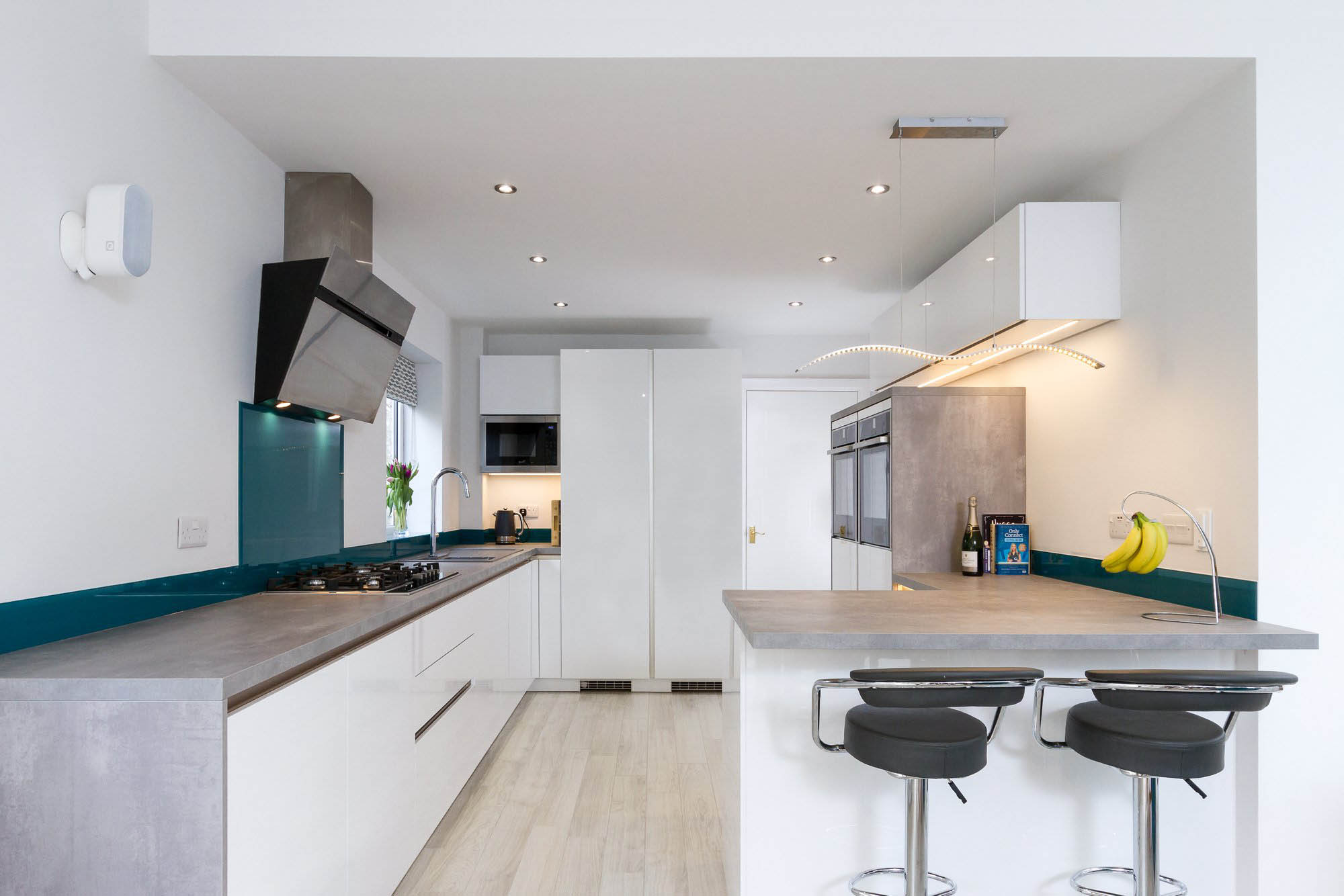 German Gloss Kitchen