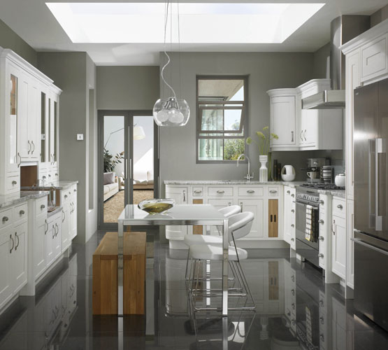Luxury fitted kitchens Cowbridge