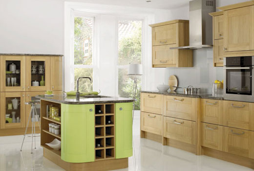 Luxury fitted kitchens Port Talbot