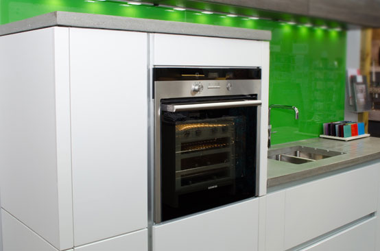 Our kitchen showroom