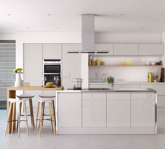 Trend kitchens home design for Service void kitchen units